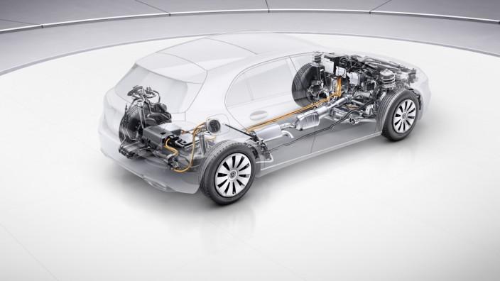 Mercedes-Benz Plug-in-Hybrid A 250 e  Mercedes-Benz Plug-in-Hybrid A 250 e