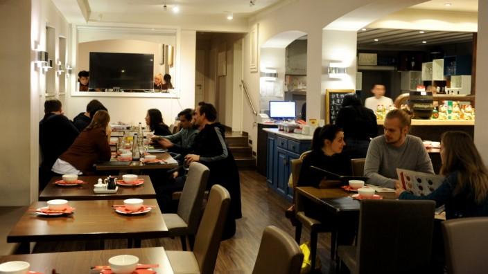 Sichuan Küche