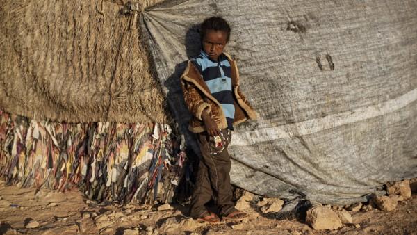 Dürre in Somalia