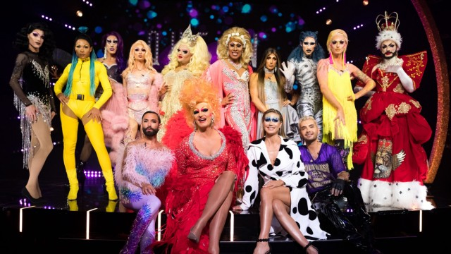 ProSieben-Show ,Queen of Drags' startet am 14. November 2019