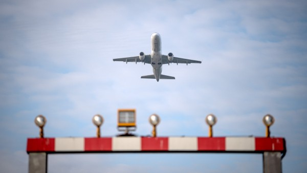 Flugbegleiter-Streik bei der Lufthansa