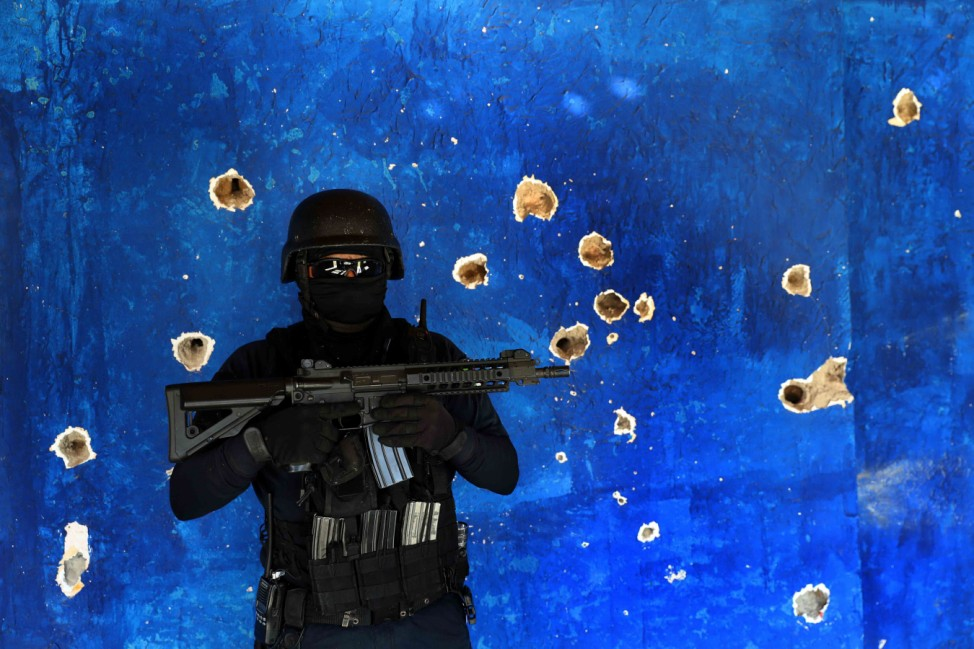 Kriminalität in Mexiko