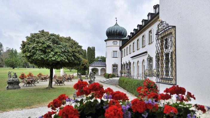 Höhenried Schloss