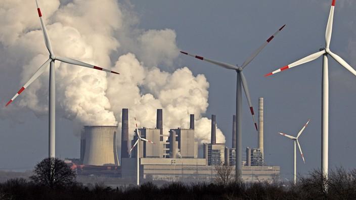 Bundestag beschließt Klimagesetze
