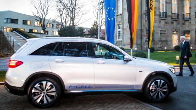 Ministerpräsident Kretschmann erhält neues Dienstauto