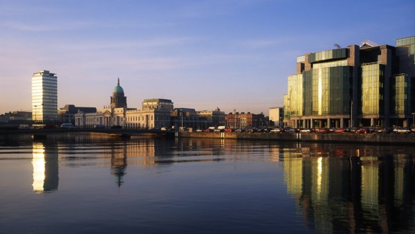 International Financial Services Centre Ifsc Customs Docks Dublin Ireland PUBLICATIONxINxGERxSU