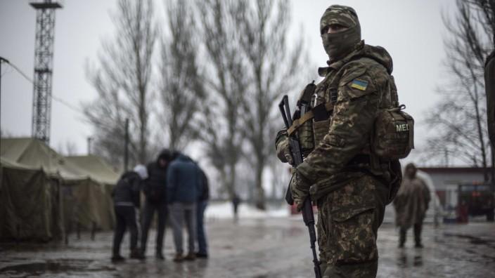 Ukraine Konflikt