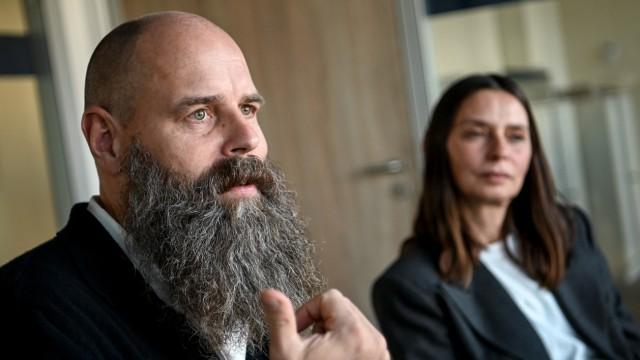 Verleger Ehepaar Friedrich im Interview