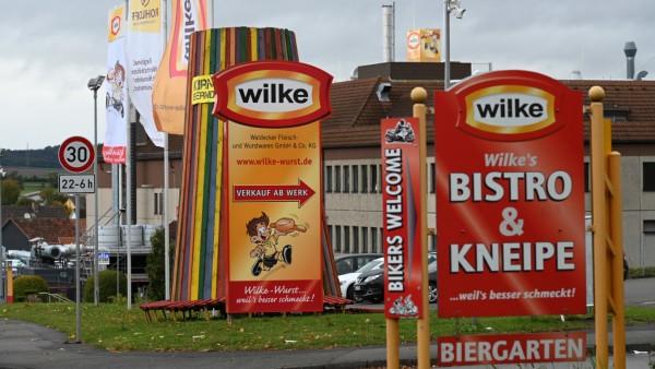 Wilke-Wurst: Betrieb im hessischen Twistetal