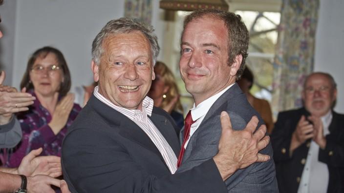 Kommunalwahl Bürgermeisterwahl Geretsried
