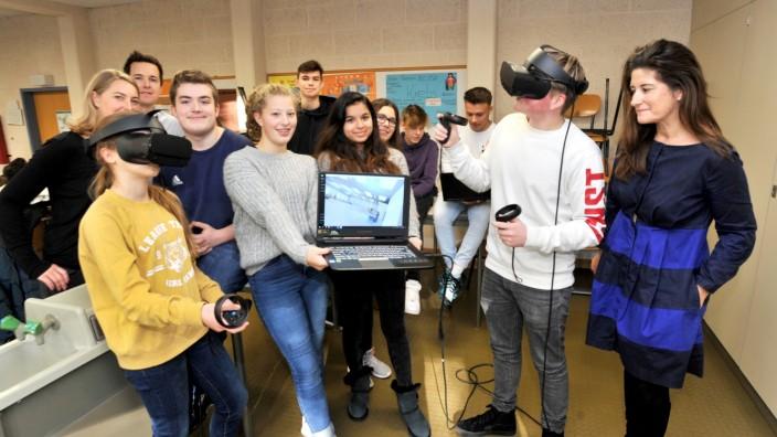 Gauting: Mittelschule Paul-Hey-Schule: Seminar zu Smart City