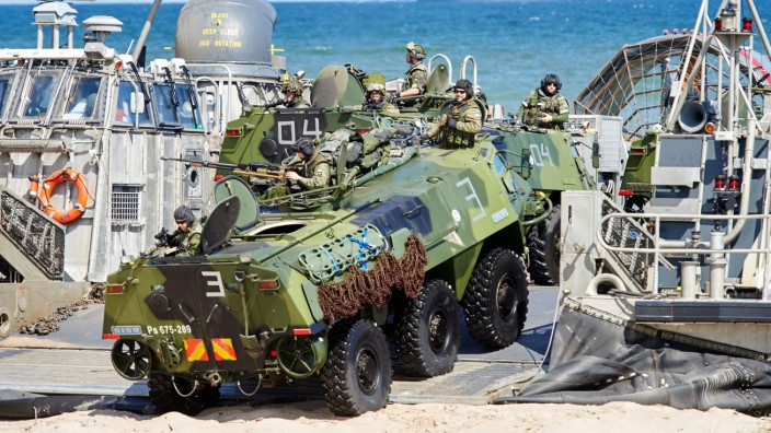 NATO Übung 2015