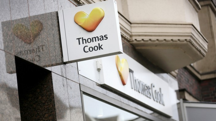 Deutsche Thomas Cook sagt Reisen für das kommende Jahr ab
