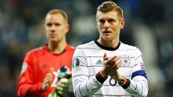 Euro 2020 Qualifier - Group C - Germany v Northern Ireland