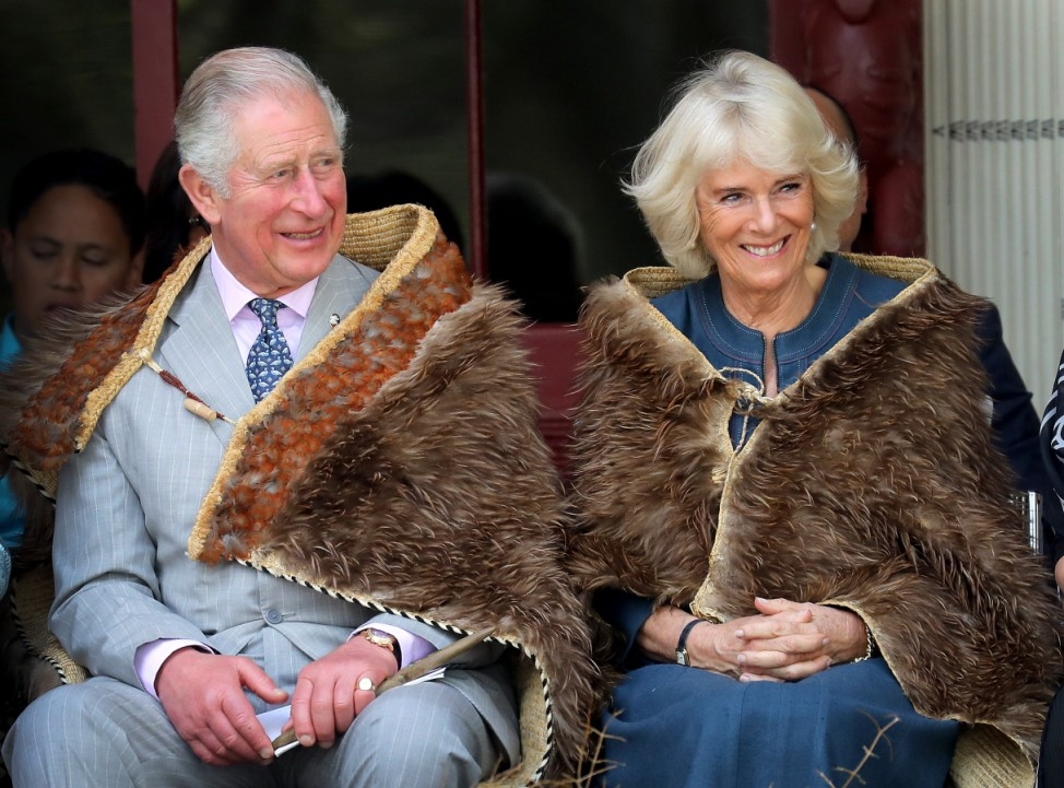 The Prince of Wales & Duchess Of Cornwall Visit New Zealand - Day 4