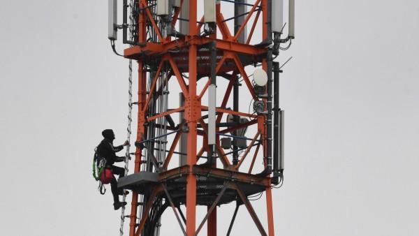 Mobilfunknetz Deutschland