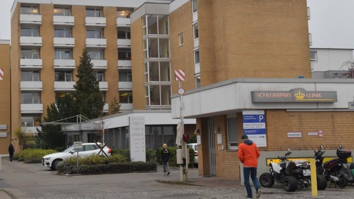 Chefarzt vonWeizsäcker in Berlin erstochen