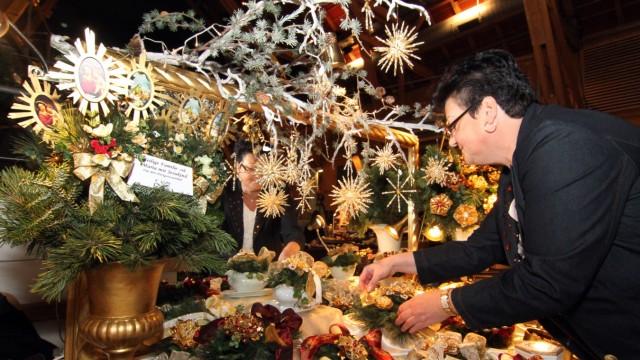 Advents- und Spanschachtelmarkt im Florianstadel