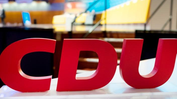CDU-Parteitag Leipzig