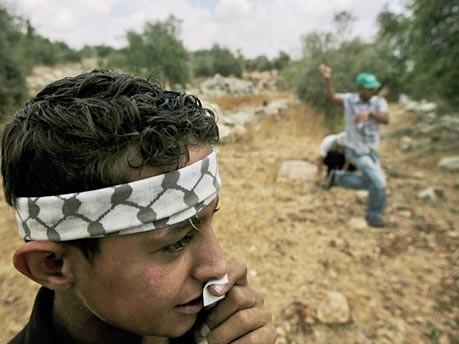 Demonstration, Palästinenser, AP