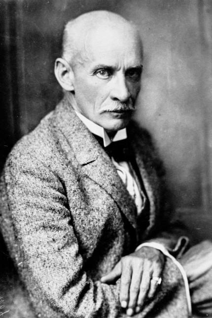 Gustav Meyrink, 1928