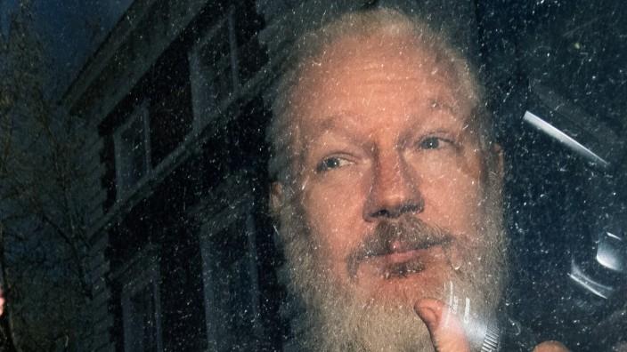 Schwedische Staatsanwaltschaft stellt Untersuchung gegen Assange