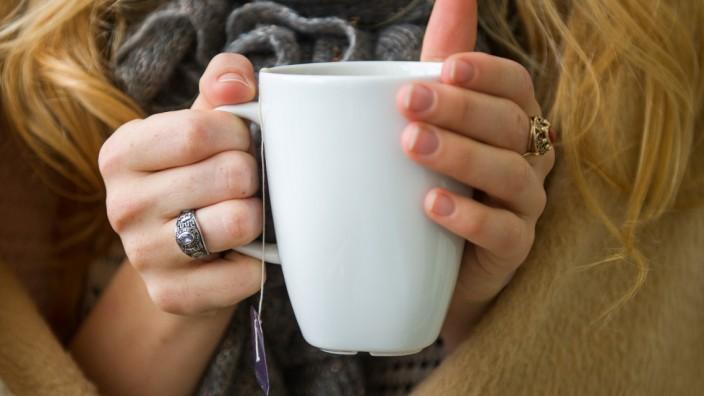 Tee Erkältung Gesundheit