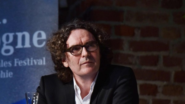 Der Philosoph Lambert Wiesing liest und redet am 09 06 2017 in Köln auf der 5 phil COLOGNE das int