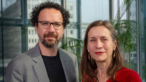 Berlinale-Chefs Mariette Rissenbeek Carlo Chatrian