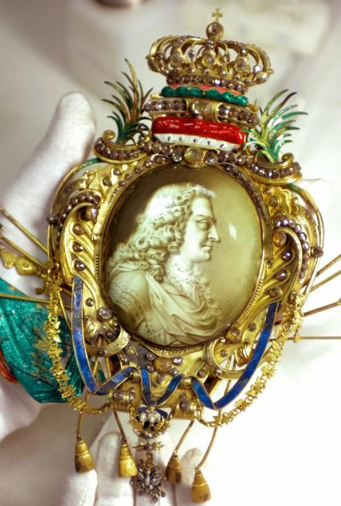 Grünes Gewölbe Dresden - Stücke der historischen Sammlung