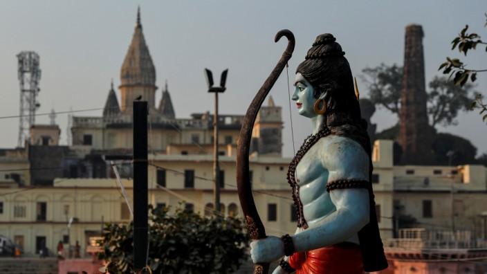 Hindu Gott Ram Indien