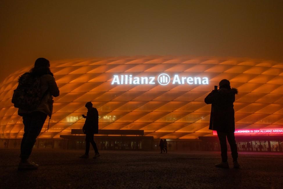 Kampagne 'Orange the World'