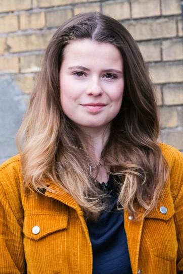 Luisa Neubauer Fridays for Future Aktivistin bei der europäischen Digitalkonferenz re publia repu