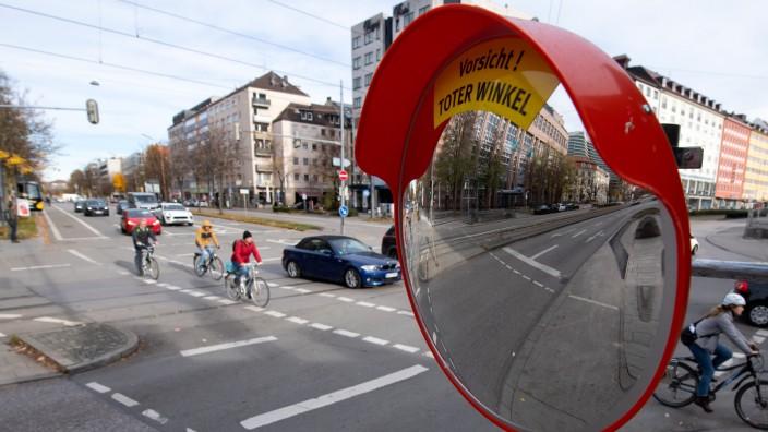 Erprobung von Trixi Spiegeln