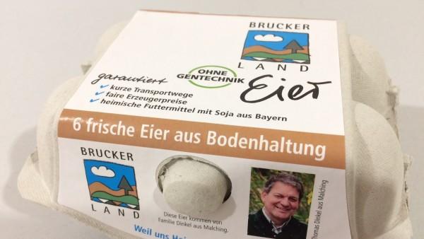 UNSER LAND GmbH ruft Eier aus Bodenhaltung des Erzeugers Thomas Dinkel im Landkreis Fürstenfeldbruck und Starnberg zurück