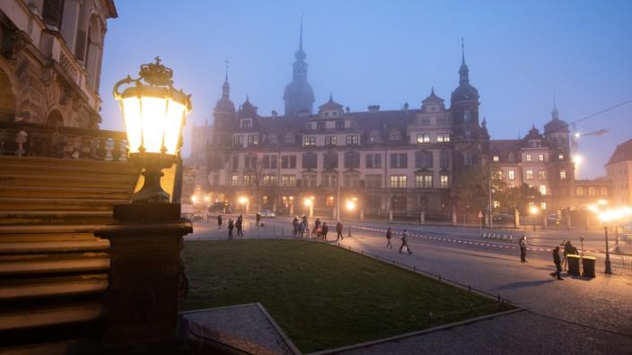Einbruch Grünes Gewölbe Dresden