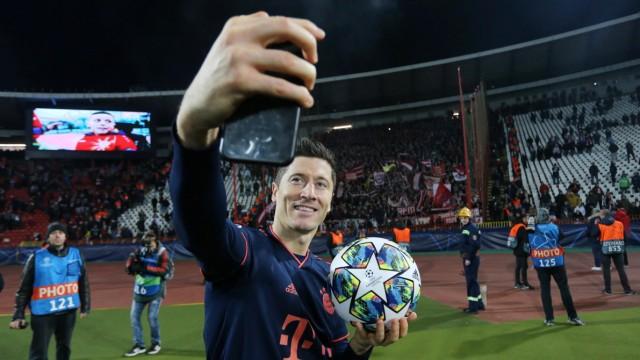 Champions League - Group B - Crvena Zvezda v Bayern Munich