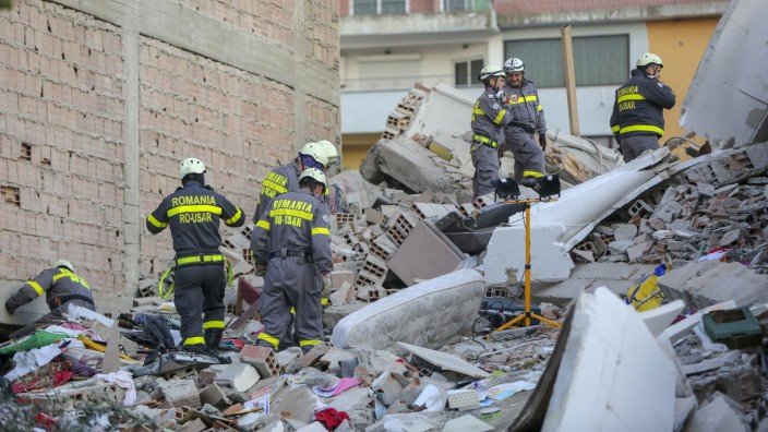Kosovo erdbeben