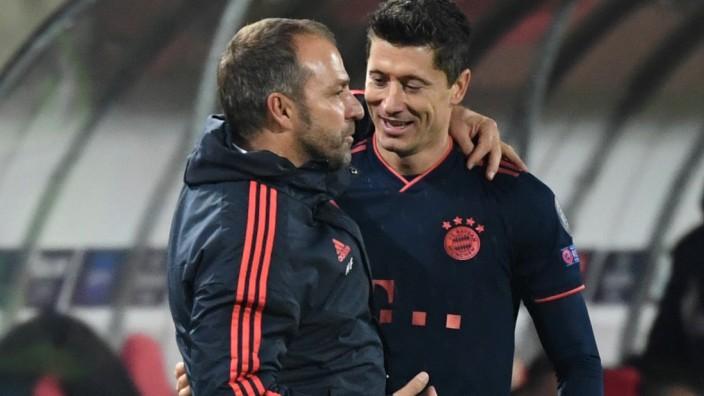 Roter Stern Belgrad - Bayern München
