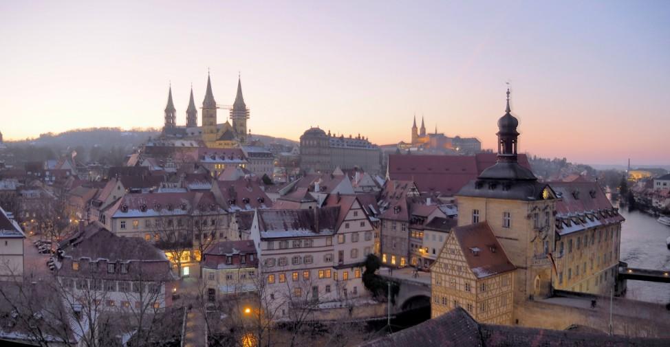 Weihnachtsmarkt Bamberg 2019 Bayern Adventsmarkt Advent Weihnachten Markt Unesco Welterbe Städtereise Städtereisen