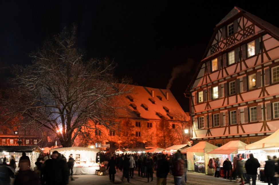 Weihnachtsmarkt Kloster Maulbronn 2019 Baden-Württemberg Adventsmarkt Advent Weihnachten Markt Unesco Welterbe Städtereise Städtereisen
