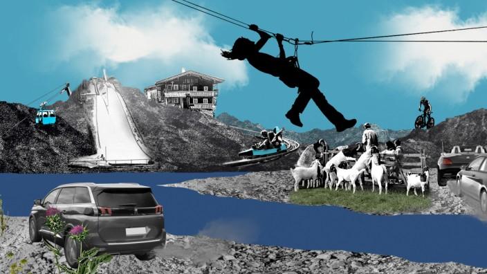 Das Problem des Overtourism im Allgäu