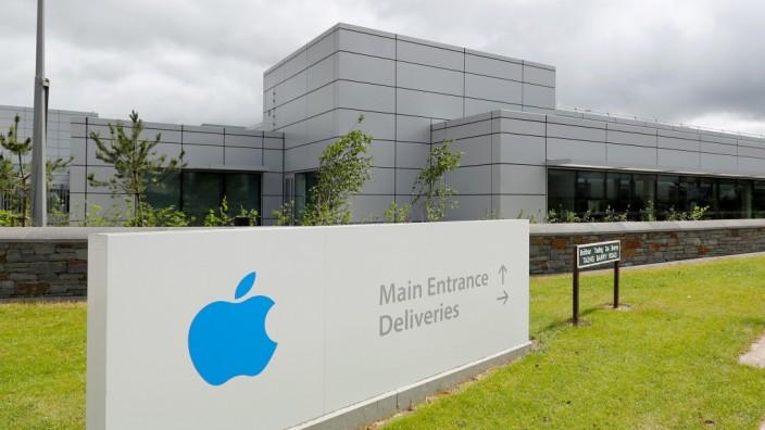 Europäische Zentrale von Apple in Irland