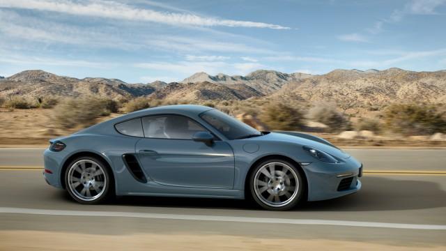 Autotest Porsche gegen Toyota: Der Porsche 718 Cayman S