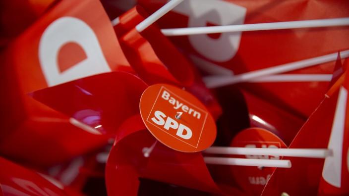SPD Aufstellung Kreistagsliste Bürgerhaus Emmering