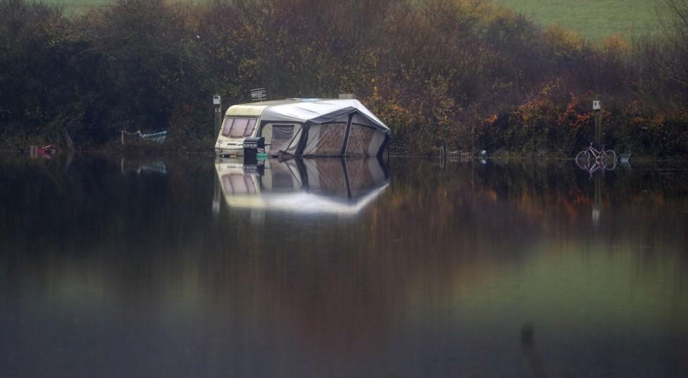 Herbst in Großbritannien