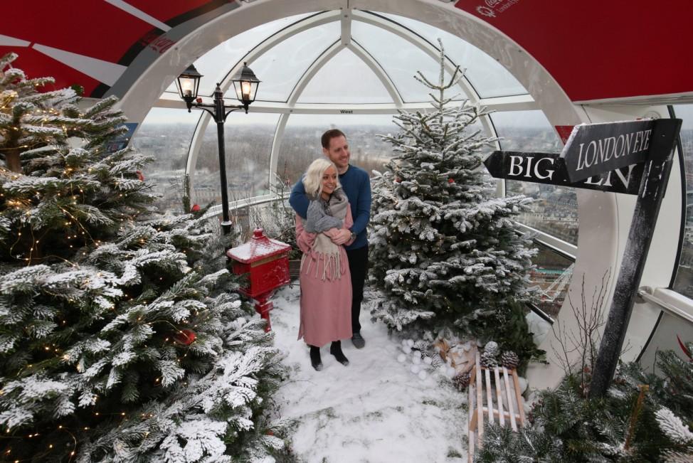 Weihnachtszeit - Großbritannien