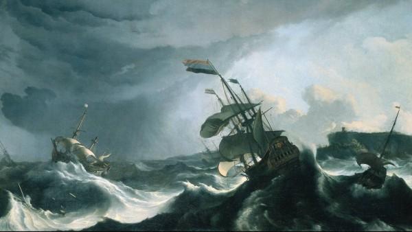 Schifffahrt 18. Jahrhundert