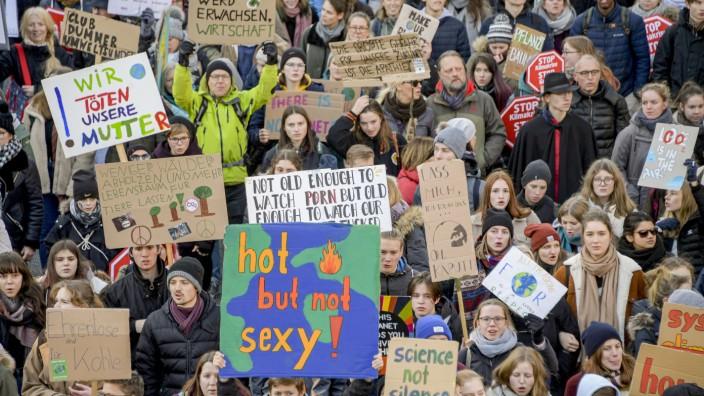 Globaler Klima Aktionstag in Hamburg