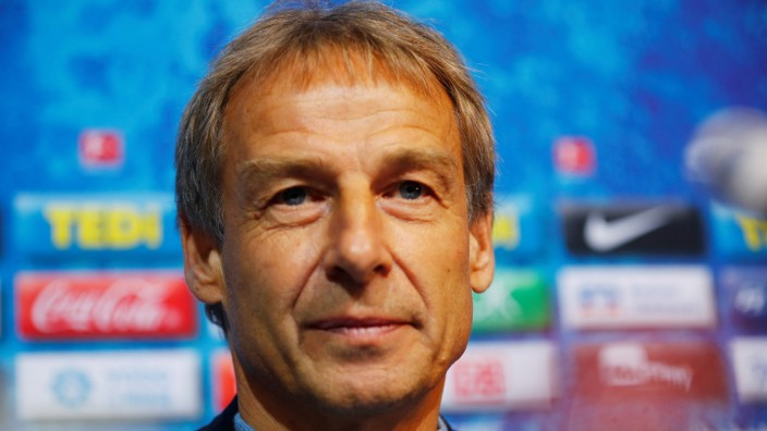 Bundesliga - Hertha Berlin Press Conference
